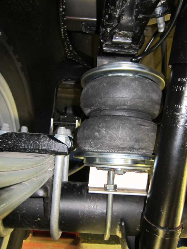 Air Springs Mad Tooling